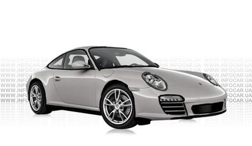 Цвета 911 Carrera