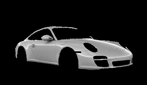 Цвета кузова 911 Carrera