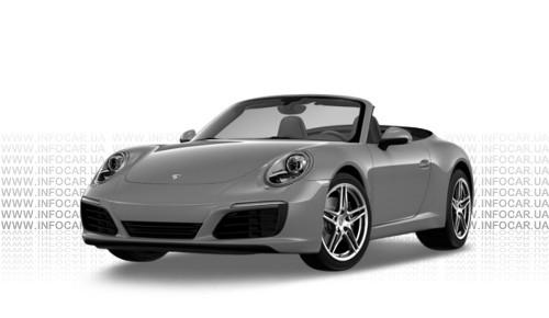 Цвета 911 Carrera Cabriolet