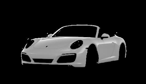 Цвета кузова 911 Carrera Cabriolet